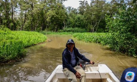 EL HERALDO hizo un recorrido por el lugar en el que habitan unas 800 especies de animales. El santuario de flora y fauna es un pulmón para Barranquilla.