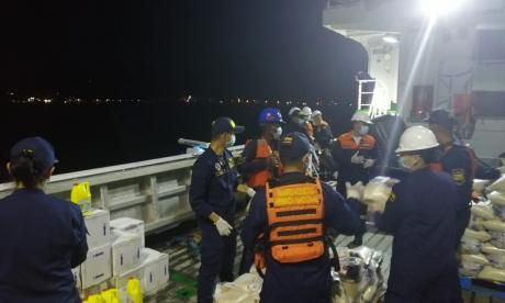 Dimar celebra el día de la Gente de Mar