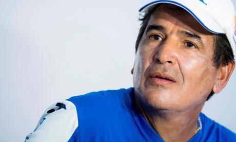 """""""Hubo algún contacto con Junior"""": Jorge Luis Pinto"""