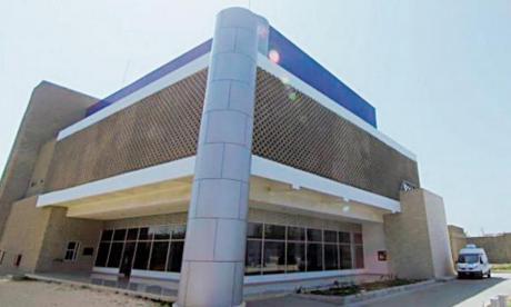 Sede de Telecaribe ubicada en el municipio de Puerto Colombia.