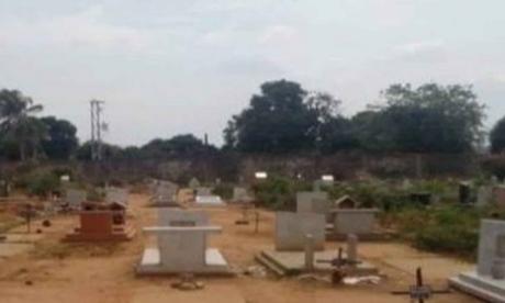Al cementerio de Codazzi no le cabe un muerto más