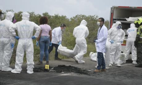 """""""Hambre"""" e """"imprudencia"""", las causas de la tragedia según las redes"""