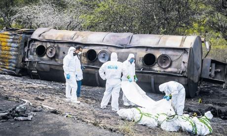 La muerte no para luego de la tragedia en Tasajera