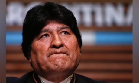 """Evo Morales tacha de """"ilegal"""" acusación en su contra por presunto terrorismo"""