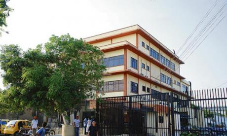 El cuerpo de Jhon Jairo Mejía De la Cruz fue trasladado a Medicina Legal.