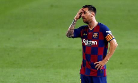 """""""Si seguimos así, ante el Nápoles también vamos a perder"""": Messi"""