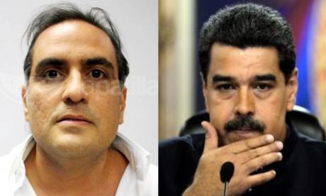 Saab estaría cooperando con EE UU y dando información contra Maduro