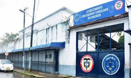 Declaran libre de COVID-19 a la cárcel de Villavicencio