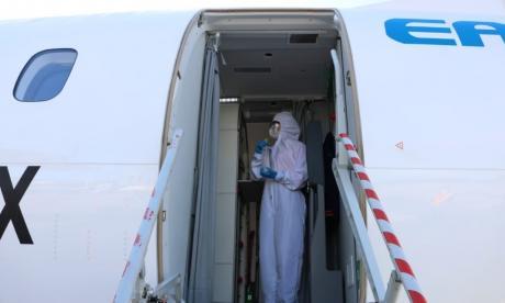 Abren camino para reactivar vuelos domésticos