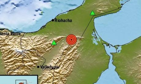 Susto en Valledupar por fuerte temblor