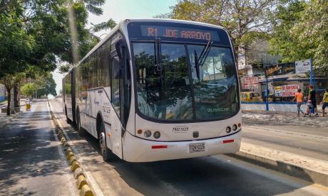 Listo 'salvavidas' financiero a sistemas de transporte masivo