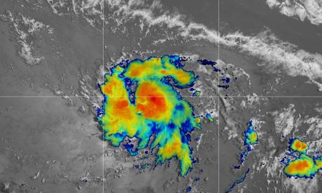 tormenta tropical | El Heraldo