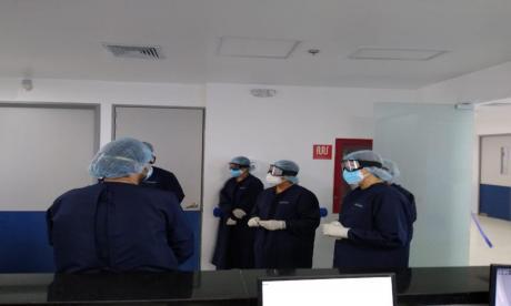 Inauguran unidad de cuidado intensivo e intermedio en Soledad