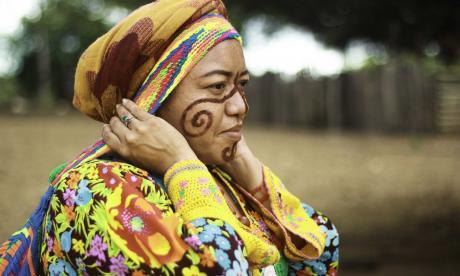 Los artesanos del país son protagonistas de Colombiamoda