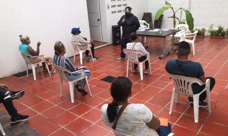 Siguen las jornadas de reparación de víctimas del conflicto en Barranquilla