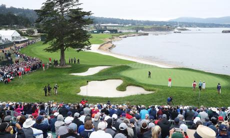 No habrá espectadores en el US Open de golf 2020