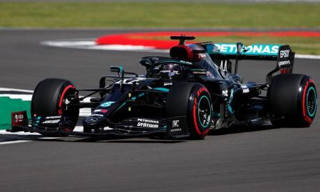 Lewis Hamilton saldrá desde la 'pole' en el GP de Gran Bretaña