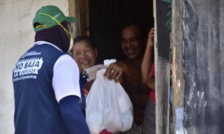 Abren inscripciones para nueva entrega de 50 mil auxilios alimentarios