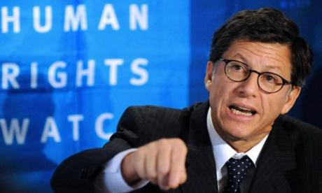 José M. Vivanco, director de HRW para América.