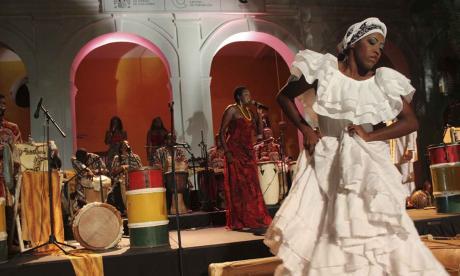 La música y el baile ha sido fundamental en el proceso de sanación de las víctimas afrocolombianas.