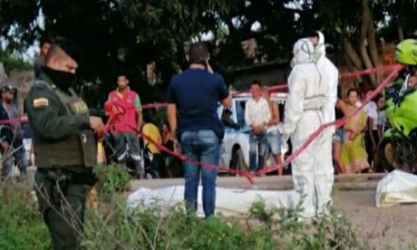 Asesinan a joven en la periferia de Fonseca