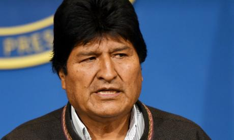 Evo Morales suma otra denuncia en Bolivia, esta vez también por genocidio