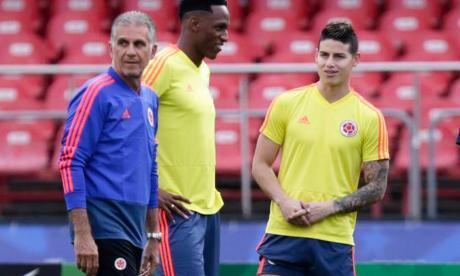 Selección Colombia no jugará partidos de preparación en septiembre