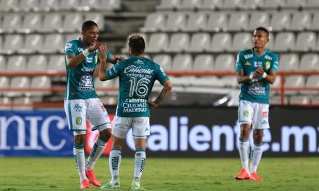 Pachuca 0, León 1: Yairo Moreno anota el gol de la victoria