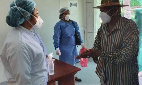 183 casos de COVID-19 en un día en La Guajira