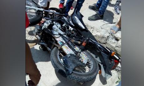 Un muerto deja accidente de tránsito en el barrio Santo Domingo
