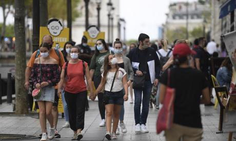 Partículas de los virus se pueden propagar por el aire a través del polvo