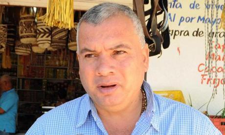 Exalcalde de Pueblo Bello, Cesar, se entregó al CTI