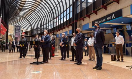 Duque anuncia 15 rutas aéreas desde El Dorado, incluida Bogotá - Cartagena