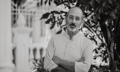 Álvaro Restrepo, director de El Colegio del Cuerpo.