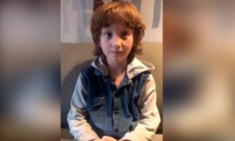 """Niño le pide a Duque reabrir colegios para """"recuperar la alegría"""""""