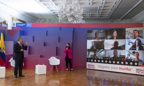 """Misión TIC 2022: """"Ser líderes regionales de la cuarta revolución industrial"""""""