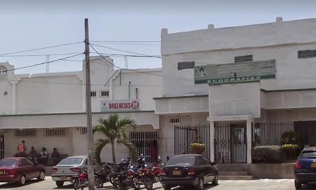 Fachada de la Clínica San Ignacio.