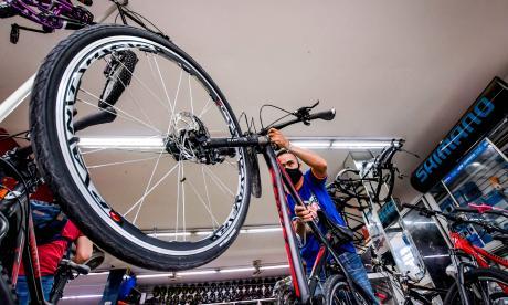 Las bicicletas han aumentado su precio entre un 15 y un 25%.