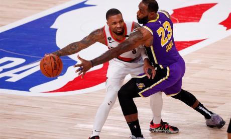 Bucks, Lakers y Heat muestran su clase ganadora; Thunder sorprende a Rockets