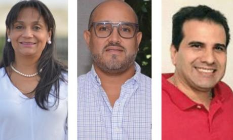 Coalición envía terna para encargar a gobernador de Cesar