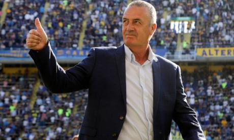 """""""Haremos lo imposible por llevar a Ecuador al Mundial"""": Gustavo Alfaro"""