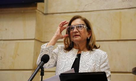 Margarita Cabello, primera mujer procuradora General de la Nación