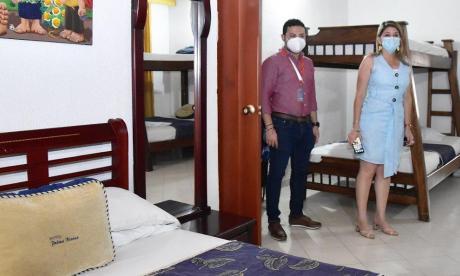 Abren hogar para mujeres víctimas de la violencia de género en Santa Marta