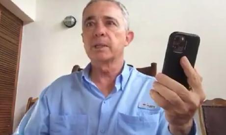 Uribe asevera que hubo inconsistencias en el caso del testigo Monsalve