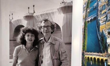 Christo y Jeanne-Claude en París: último proyecto en la ciudad de sus inicios