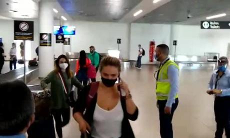 Un avión con 89 pasajeros inició reapertura aérea en Santa Marta