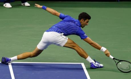 """""""Definitivamente no es fácil"""", dice Djokovic sobre el US Open en medio de la pandemia"""