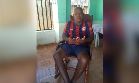 Falleció el exarquero samario Maximiliano Robles 'Chimilongo'