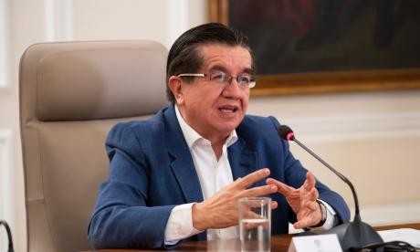 Ministro de Salud llega a Valledupar ante aumento de casos de Covid-19