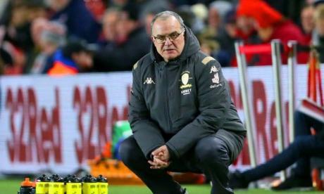 """""""Me quedo en el Leeds United"""": Bielsa"""